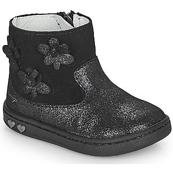Skor Flickor Boots Primigi BABY LIKE Svart