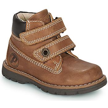 Skor Pojkar Boots Primigi PLAY CASUAL Brun