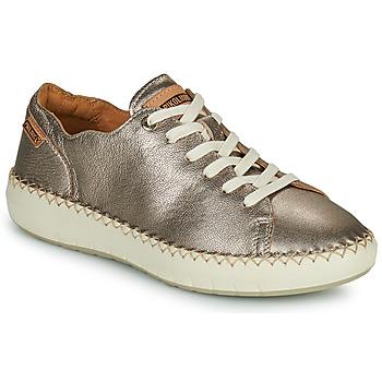 Skor Dam Sneakers Pikolinos MESINA W6B Silver