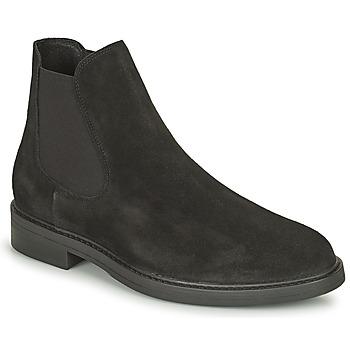Skor Herr Boots Selected CHELSEA Svart