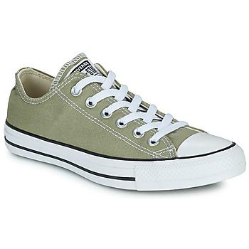 Skor Sneakers Converse CHUCK TAYLOR ALL STAR SEASONAL COLOR OX Beige