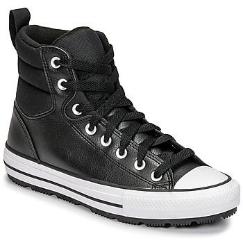 Skor Herr Höga sneakers Converse CHUCK TAYLOR ALL STAR BERKSHIRE BOOT COLD FUSION HI Svart