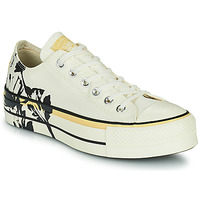 Skor Dam Sneakers Converse CHUCK TAYLOR ALL STAR LIFT HYBRID FLORAL OX Vit