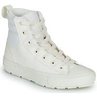 Skor Dam Höga sneakers Converse CHUCK TAYLOR ALL STAR BERKSHIRE BOOT COLD FUSION HI Beige
