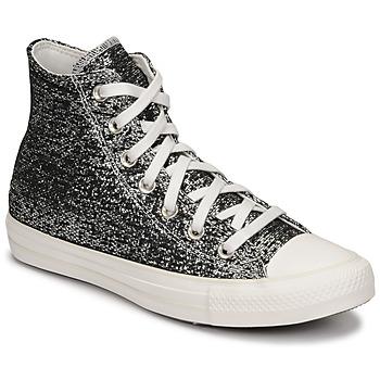 Skor Dam Höga sneakers Converse CHUCK TAYLOR ALL STAR GOLDEN REPAIR HI Svart