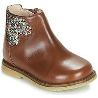 Skor Flickor Boots Acebo's 3202-CUERO-C Brun