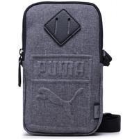 Väskor Axelremsväskor Puma S Portable Grå