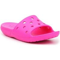 Skor Barn Flipflops Crocs Classic Slide Rosa