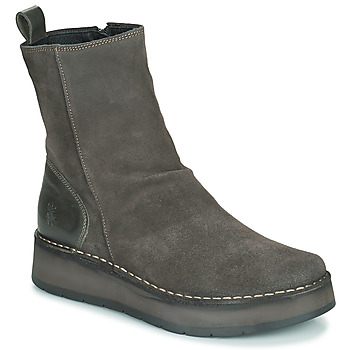Skor Dam Boots Fly London RENO Grå