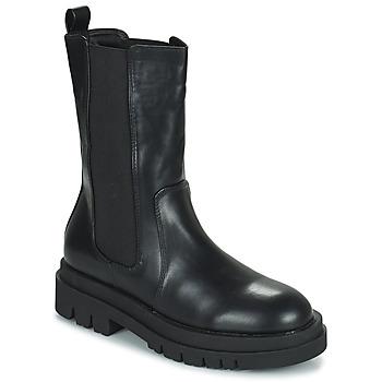 Skor Dam Boots Moony Mood PAULA Svart