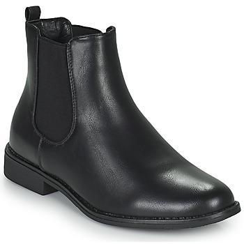 Skor Dam Boots Moony Mood PIRYL Svart