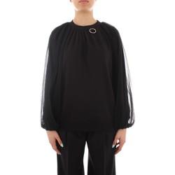 textil Dam Sweatshirts Marella SWEATER BLACK