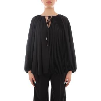 textil Dam Skjortor / Blusar Marella BLOUSE BLACK
