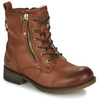 Skor Flickor Boots Mustang 5026-623-308 Brun