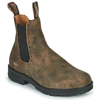 Skor Dam Boots Blundstone ORIGINAL HIGH TOP CHELSEA BOOTS 1351 Brun
