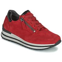 Skor Dam Sneakers Gabor 7652868 Röd
