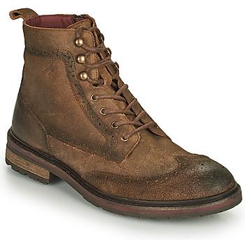 Skor Herr Boots Fluchos OWEN Brun