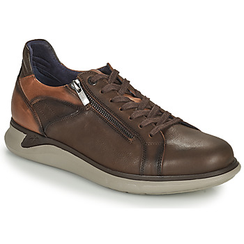 Skor Herr Sneakers Fluchos COOPER Brun