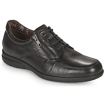 Skor Herr Sneakers Fluchos LUCA Svart