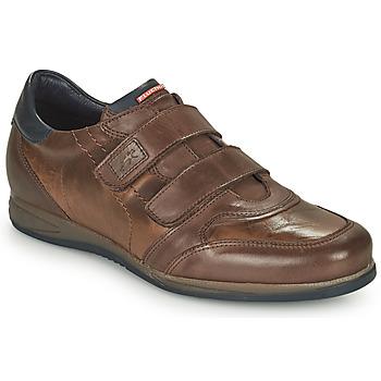 Skor Herr Sneakers Fluchos DANIEL Brun