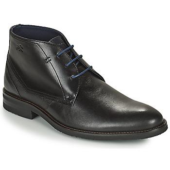 Skor Herr Boots Fluchos OLIMPO Svart