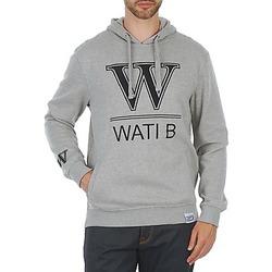 textil Herr Sweatshirts Wati B HOODA Grå