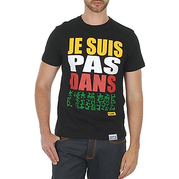 textil Herr T-shirts Wati B TEE Svart