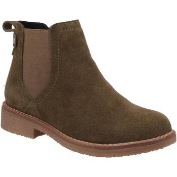 Skor Dam Boots Hush puppies  Khaki