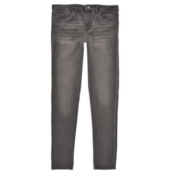textil Flickor Skinny Jeans Levi's 710 SUPER SKINNY FIT JEANS Blå