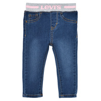 textil Flickor Skinny Jeans Levi's PULL ON SKINNY JEAN Rosa
