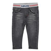 textil Pojkar Skinny Jeans Levi's THEWARMPULLONSKINNY JEAN Grå