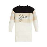 textil Flickor Korta klänningar Guess HOULLA Beige / Och / Blå