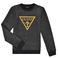 textil Flickor Sweatshirts Guess LEFFIA Flerfärgad