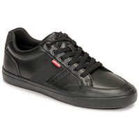 Skor Herr Sneakers Levi's TURNER 2.0 Svart