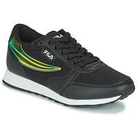 Skor Dam Sneakers Fila ORBIT F LOW Svart