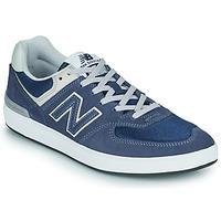 Skor Herr Sneakers New Balance AM574 Blå