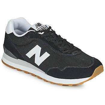 Skor Herr Sneakers New Balance 515 Svart / Vit