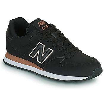 Skor Dam Sneakers New Balance 500 Svart