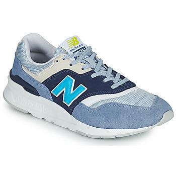Skor Dam Sneakers New Balance 997 Vit / Blå