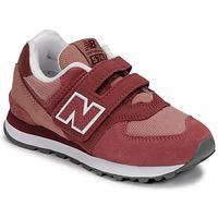 Skor Flickor Sneakers New Balance 574 Rosa