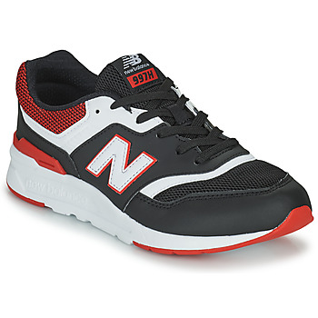 Skor Pojkar Sneakers New Balance 997 Svart / Röd