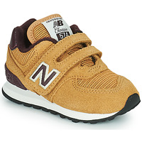 Skor Pojkar Sneakers New Balance 574 Brun