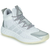 Skor Basketskor adidas Performance PRO BOOST MID Vit / Silver