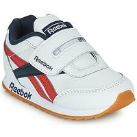 Skor Barn Sneakers Reebok Classic REEBOK ROYAL CLJOG 2  KC Vit / Marin / Röd