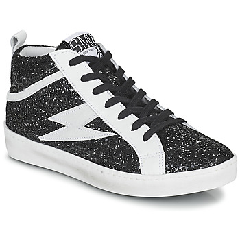 Skor Dam Höga sneakers Semerdjian ALFA Svart / Vit