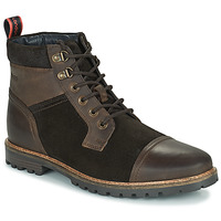 Skor Herr Boots Base London ROGAN Brun
