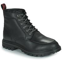 Skor Herr Boots Base London ROCHDALE Svart