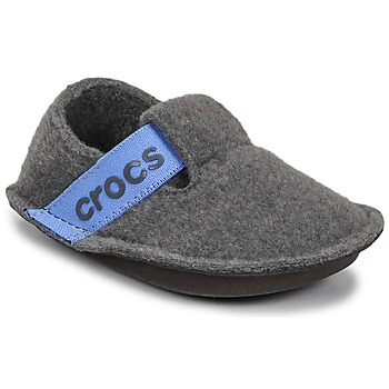 Skor Barn Tofflor Crocs CLASSIC SLIPPER K Grå / Blå