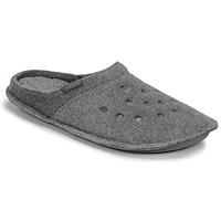 Skor Tofflor Crocs CLASSIC SLIPPER Grå
