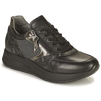 Skor Dam Sneakers NeroGiardini  Svart